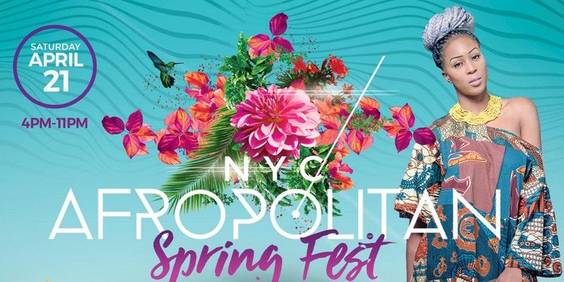 NYC Afrobeat Spring Fest