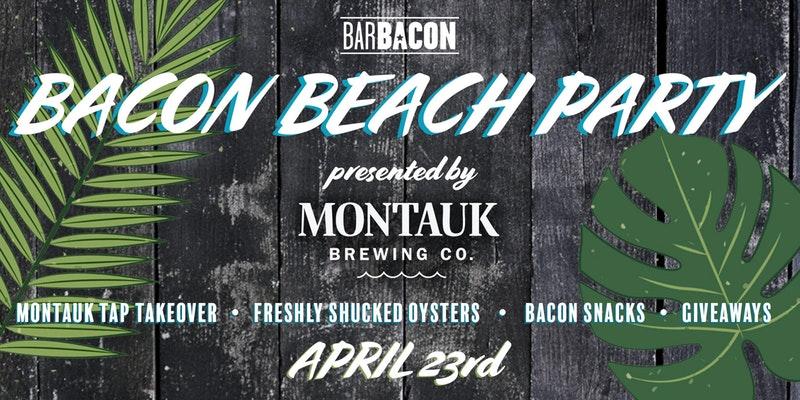 Bacon Beach Party
