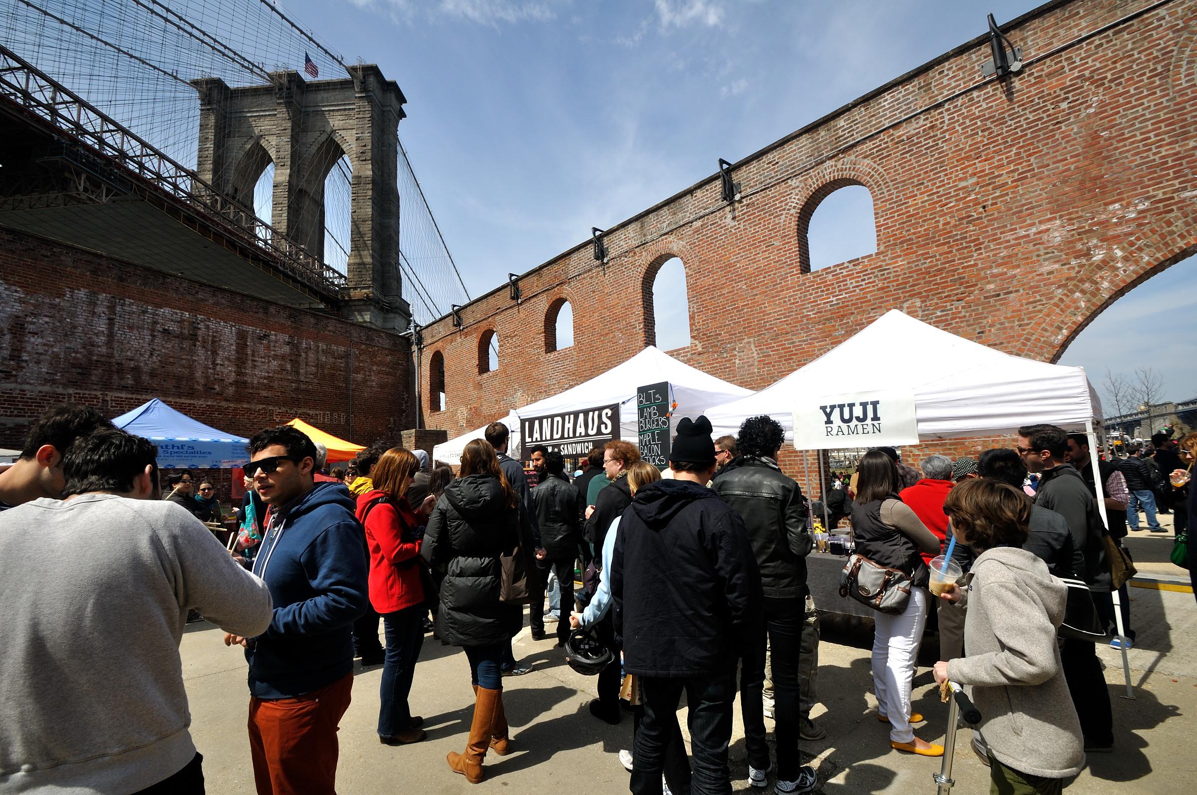 Brooklyn Flea (Dumbo)