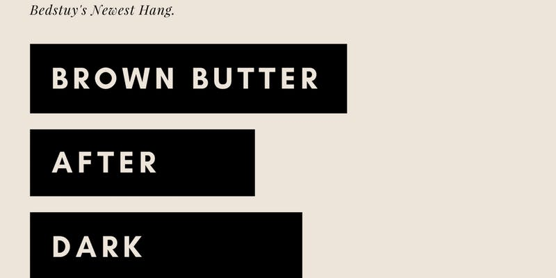 Brown Butter After Dark: Vol 2