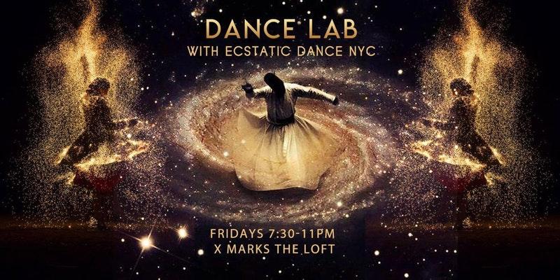 Dance Lab 43: Dance of Liberation + Ecstatic Dance