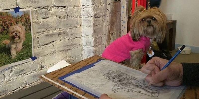 Paint Your Own Pet at Barking Dog 94