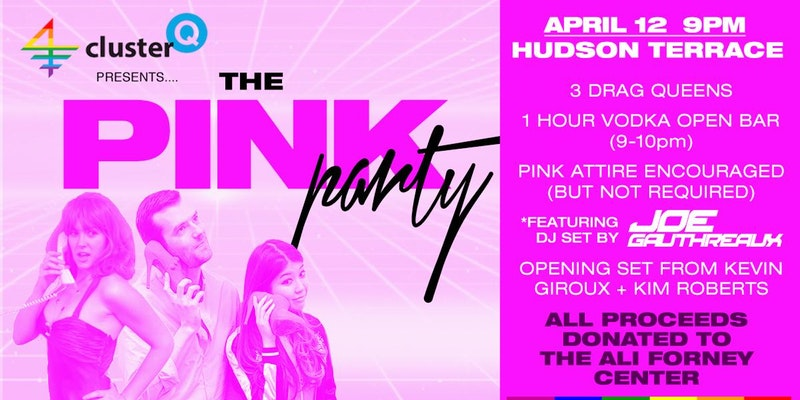 Cluster Q PINK Party
