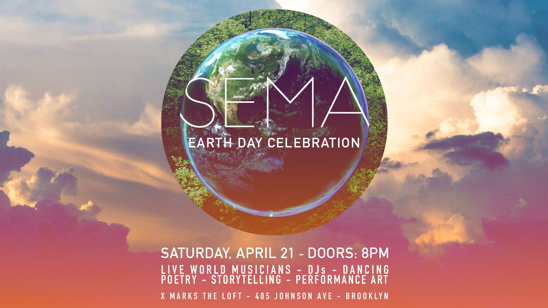 SEMA: Earth Day Celebration
