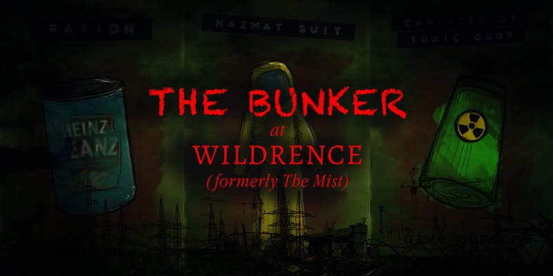 The Bunker at Wildrence