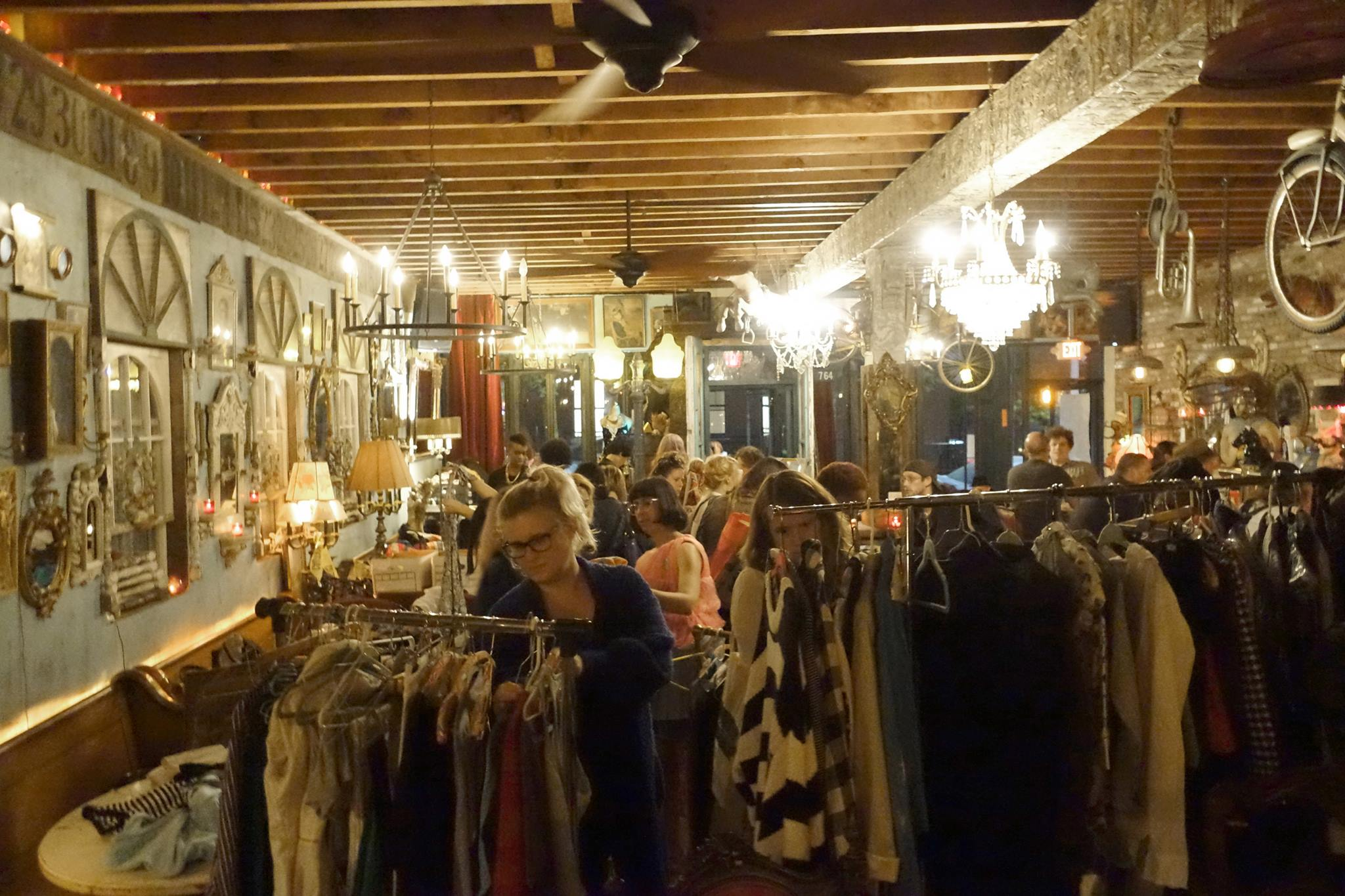 Thrift ON! Clothing and Stuff Swap Party