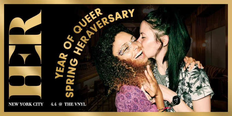 Year of Queer - Spring NYC HERaversary
