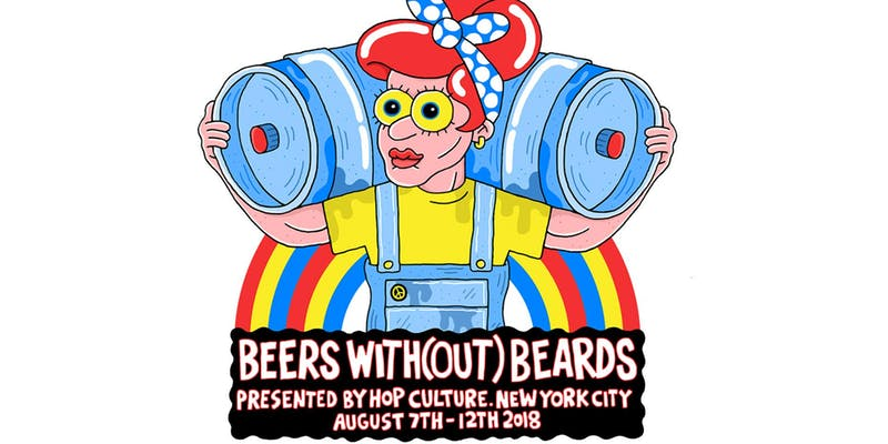 Beers With(out) Beards Craft Beer Festival