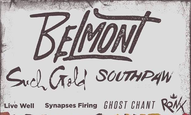 Belmont with Such Gold and Southpaw