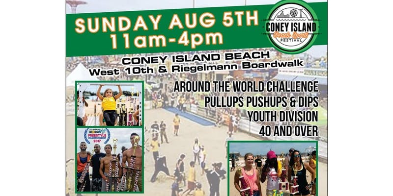 Brooklyn Beach Sports Festival