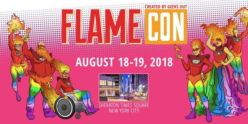Flame Con 2018