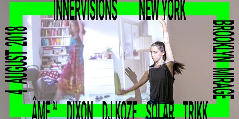 Innervisions New York: Âme DJ, Dixon, DJ Koze, Solar, Trikk