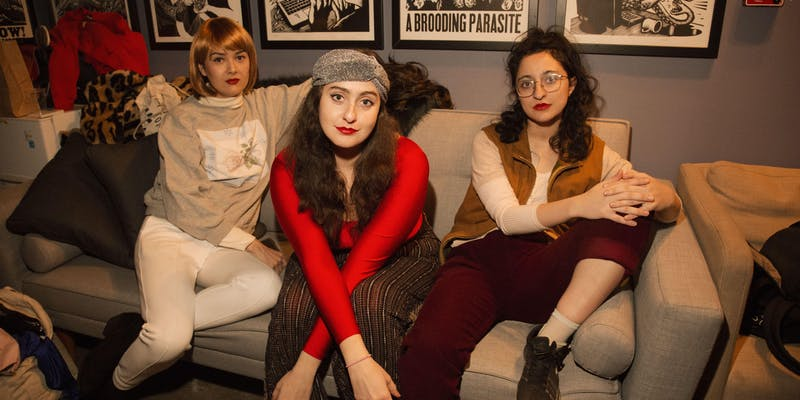 It's a Guy Thing with Catherine Cohen, Mitra Jouhari, and Patti Harrison
