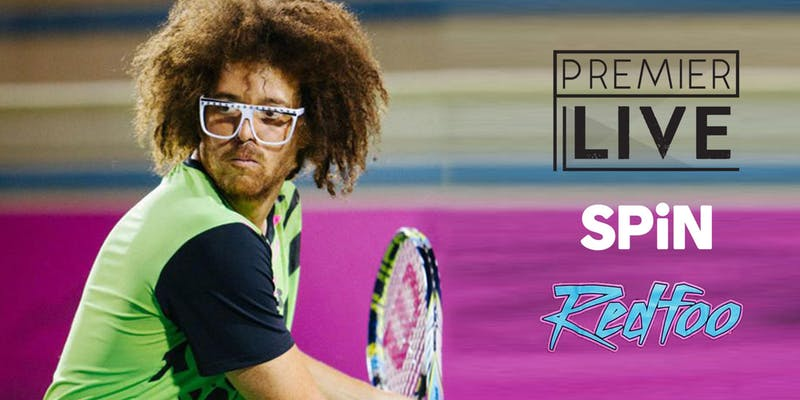 One World Players' After Party featuring LMFAO's Redfoo