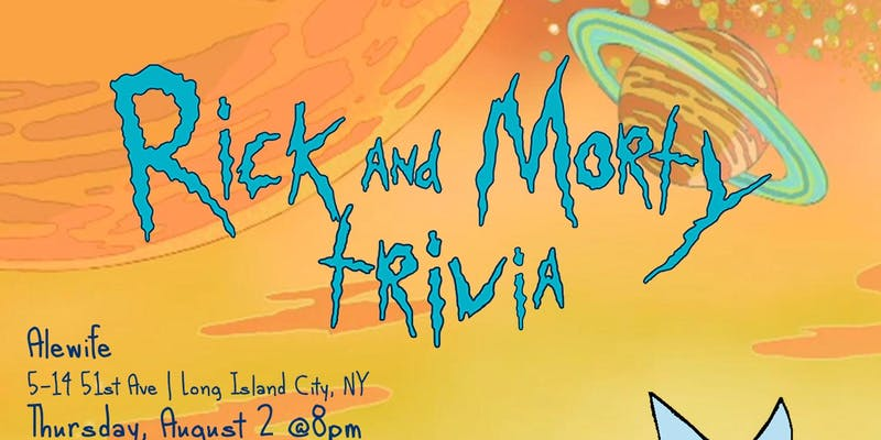 Rick and Morty Trivia