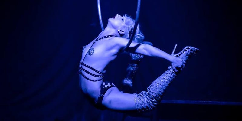 Secret Circus 8: An Aerial Circus Spectacular