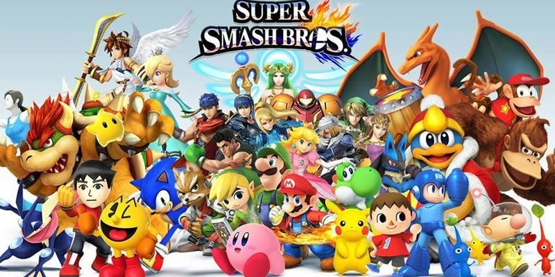 Smash Monday! Smash Bros. with Drinking Rules!