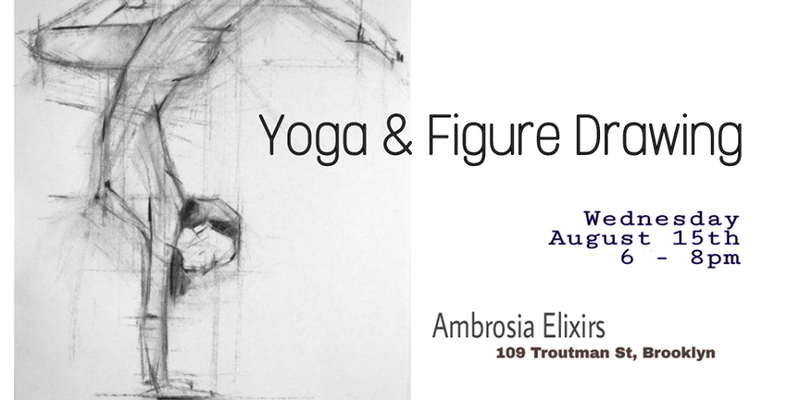 Yoga and Figure Drawing