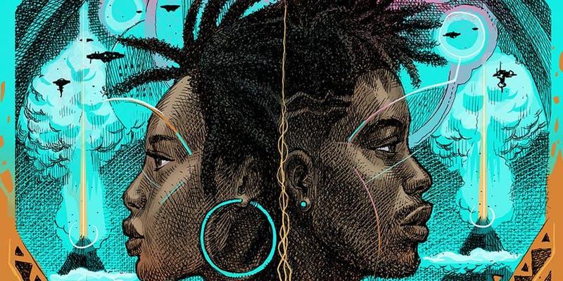 AfroFutura: An arts and technology experiment