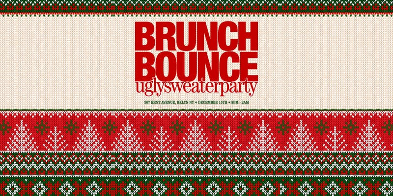 Ugly Sweater Party in Williamsburg