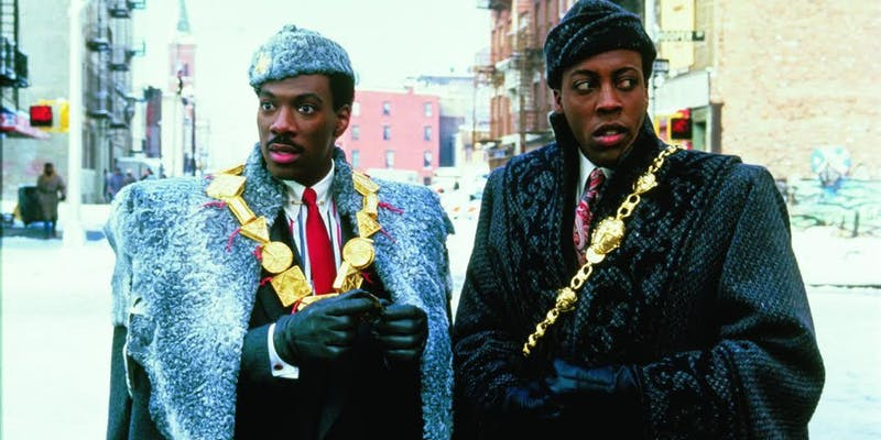 Coming To America Movie Theme Party