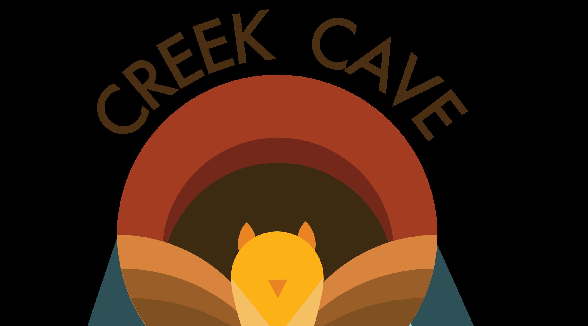 Creek Cave Live