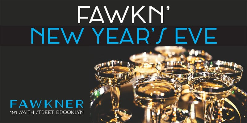 Fawkn' New Year's Eve