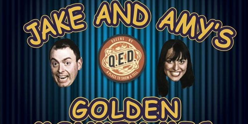 Jake and Amy's Golden Monkey Open Mic