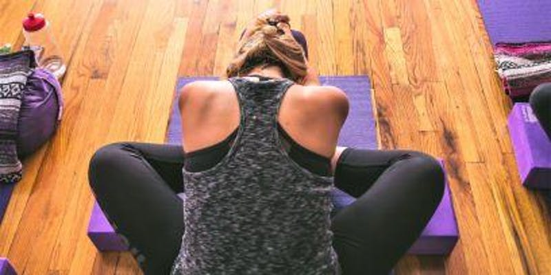 Munch and Meditate: Vinyasa and Vegan Bites