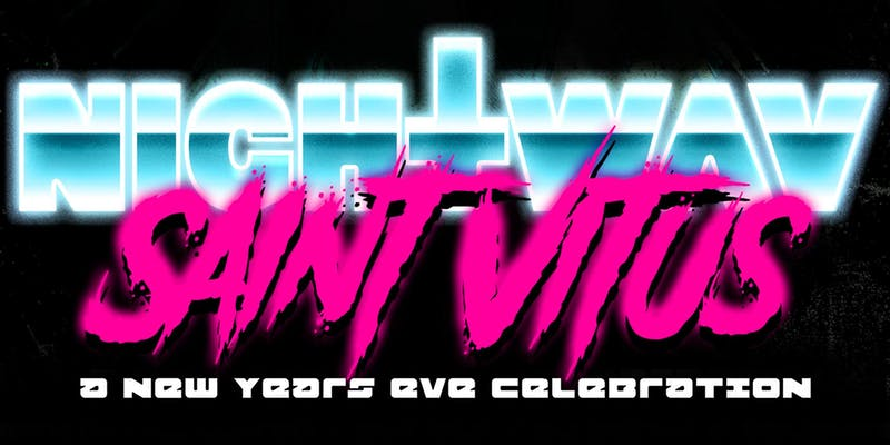 NIGHT.WAV - NEW YEAR'S EVE SYNTHWAVE PARTY