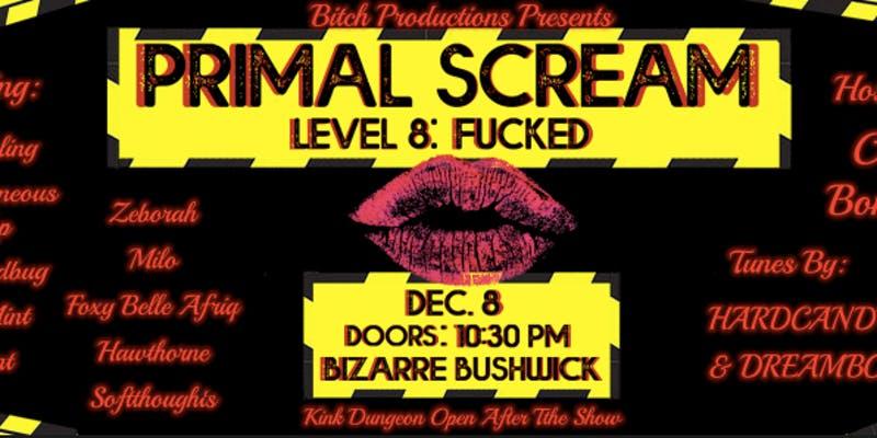 Primal Scream: F*CKED