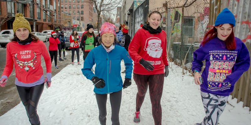 Ugly Sweater Holiday 5K Art Run