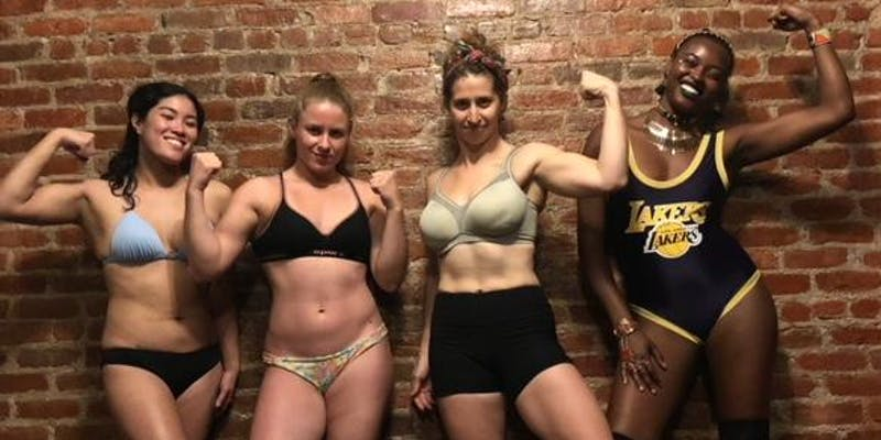 Wrestling Party : Senoritas Summer Smackdown