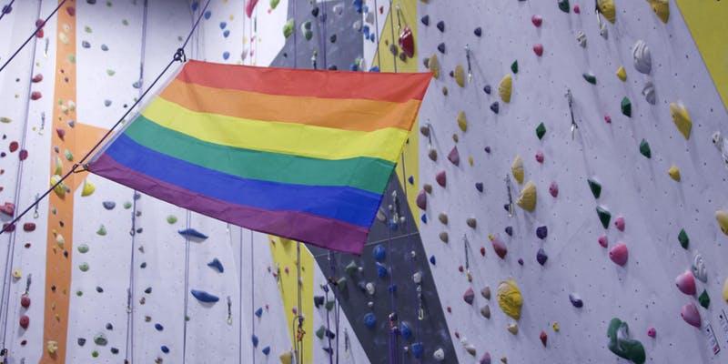 CRUX LGBTQ Climbing