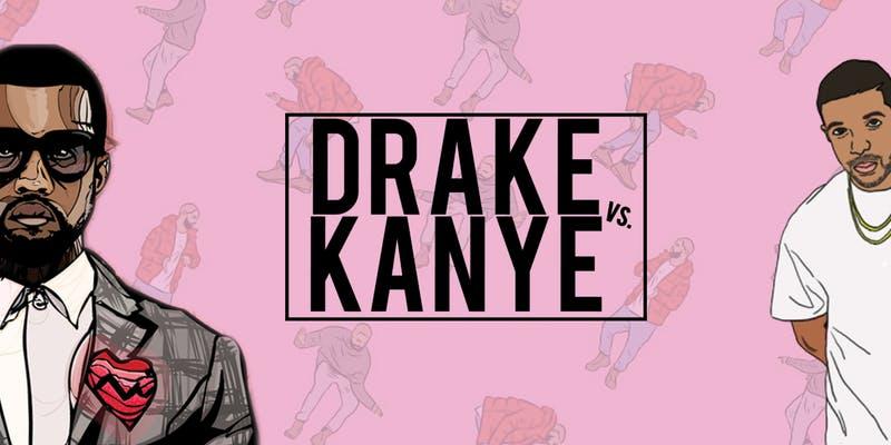 Drake vs Kanye West Party