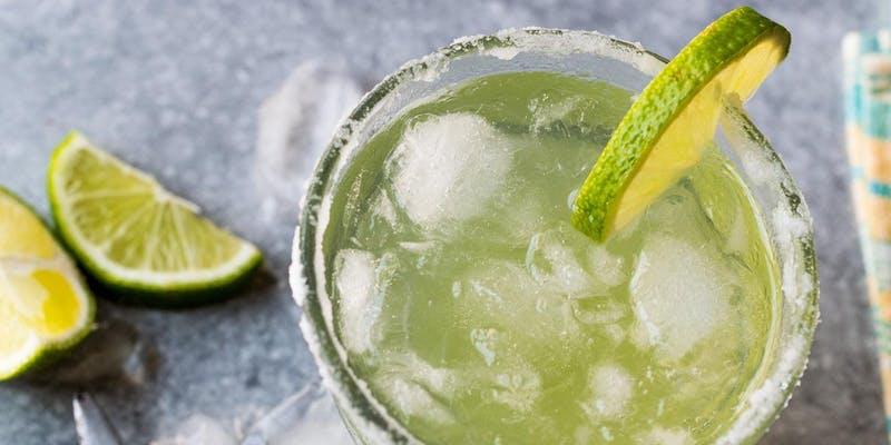 Get A Good Buzz: Margarita Happy Hour