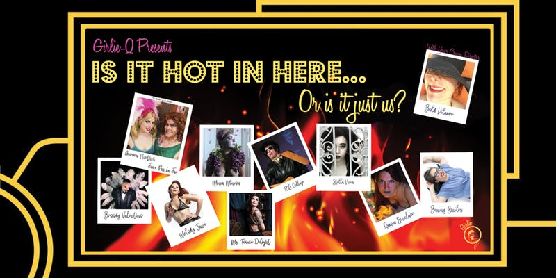 Is it Hot in Here, or is it Just Us? A Sexy Climate Change Variety Show