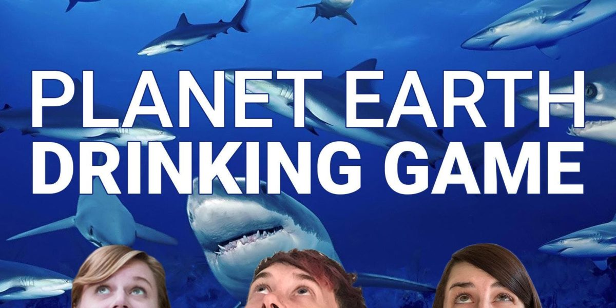 Planet Earth Drinking Game!