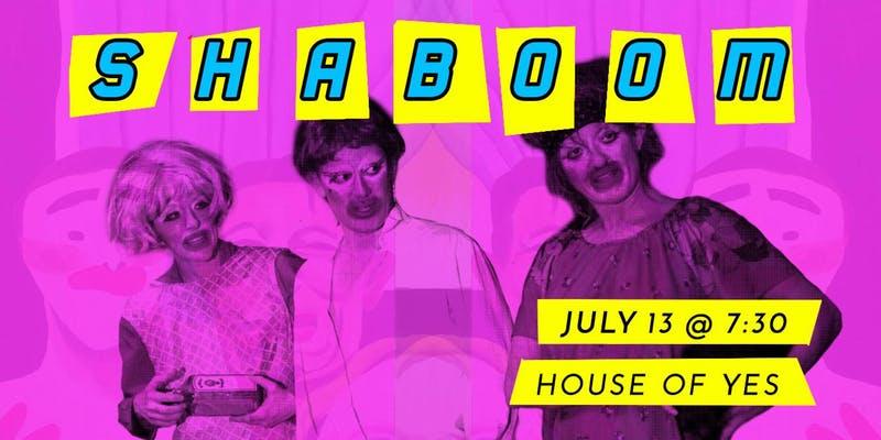 SHABOOM! Variety Show