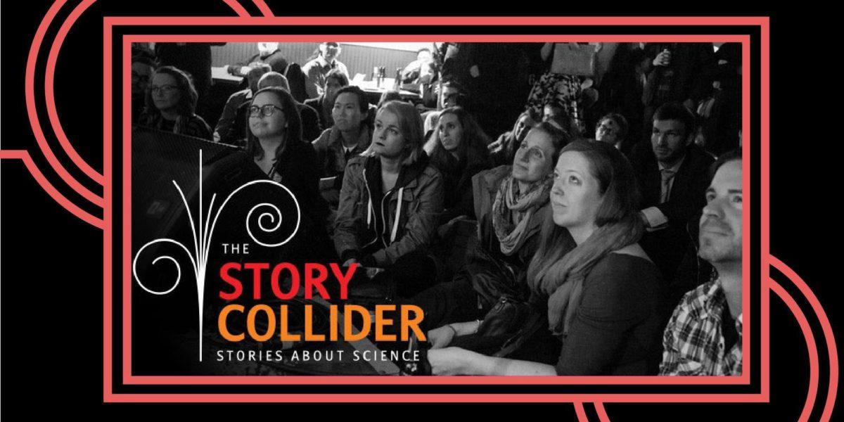 The Story Collider: Under The Radar