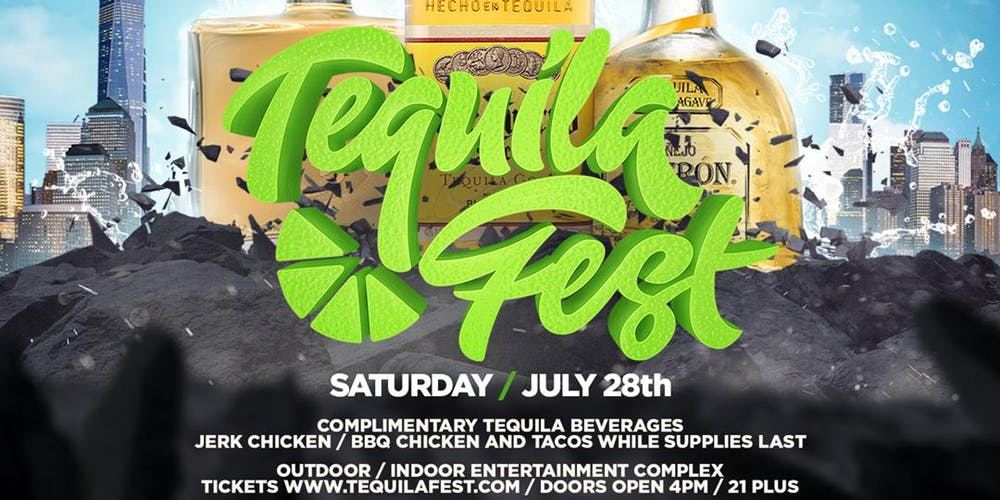 """Tequila Fest """"Carnival Edition"""""""