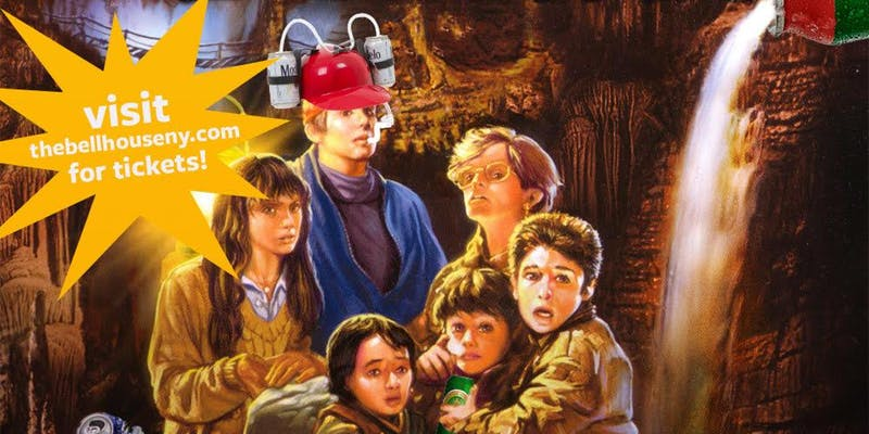 A Drinking Game NYC presents The Goonies