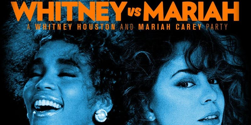 The First Ladies: Whitney vs. Mariah