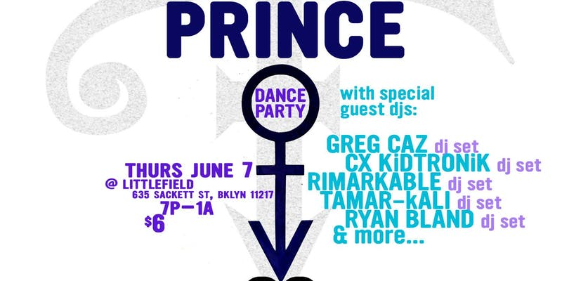 60 Years of Prince