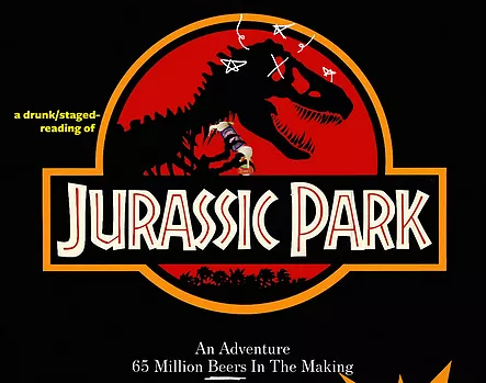 A Drinking Game NYC presents Jurassic Park
