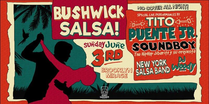 Bushwick Salsa!