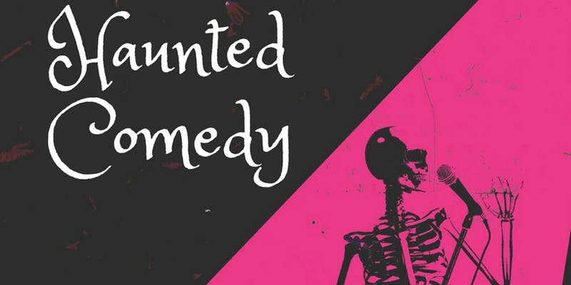 Haunted Comedy with Mark Normand