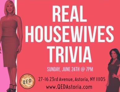 Real Houswives Trivia!