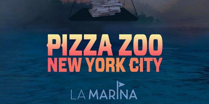 Pizza Zoo