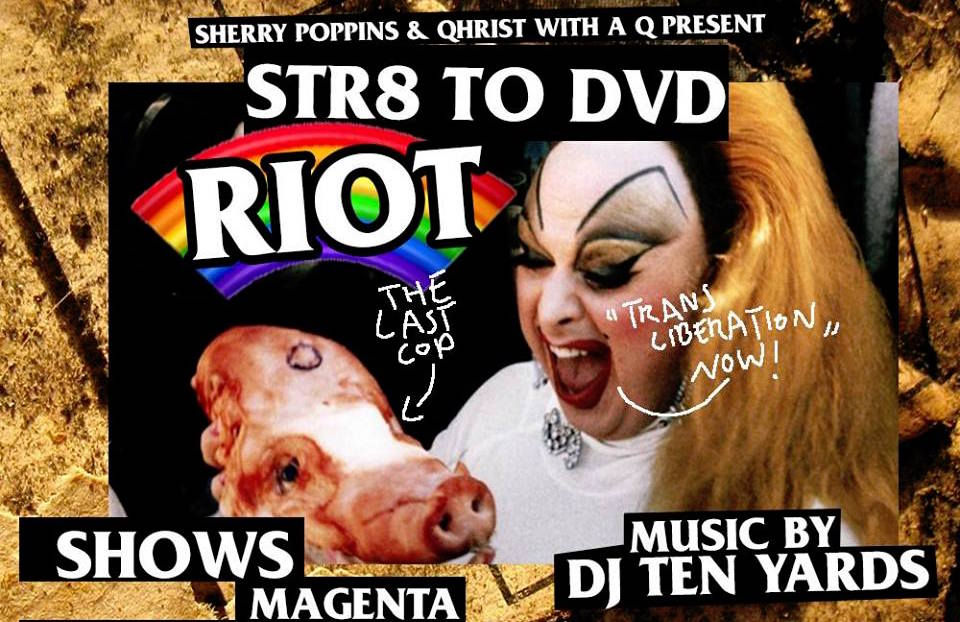 Str8 to DVD: *R I O T*
